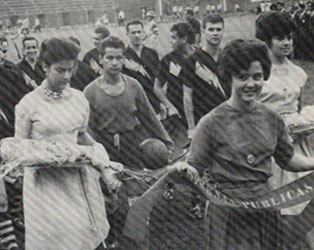 JOHN LOPEZ PRIMER DOMINICANO EN JUGAR FUTBOL PROFESIONAL EN EL 1952 EN COLOMBIA